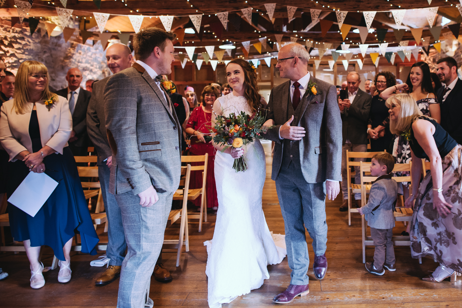 Emily Amp Lee S Woodlane Countryside Centre Wedding In Sheffield