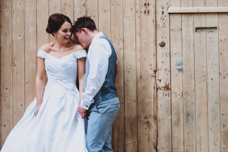 barn-door-bride-groom-the-west-mill-derbyshire